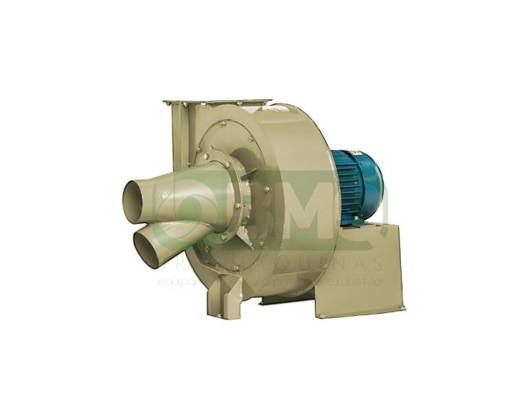 3 cv - 3500 rpm - Exaustor Centrífugo