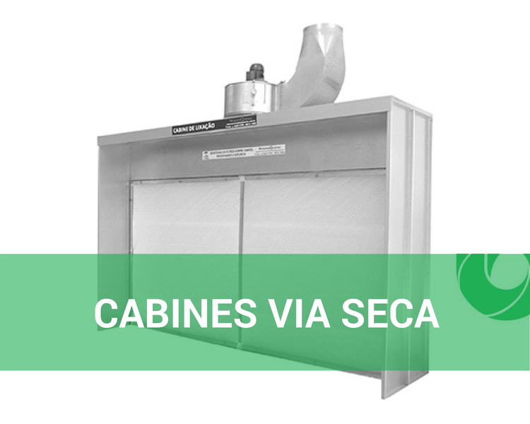 Durabilidade do filtro: cabine via seca